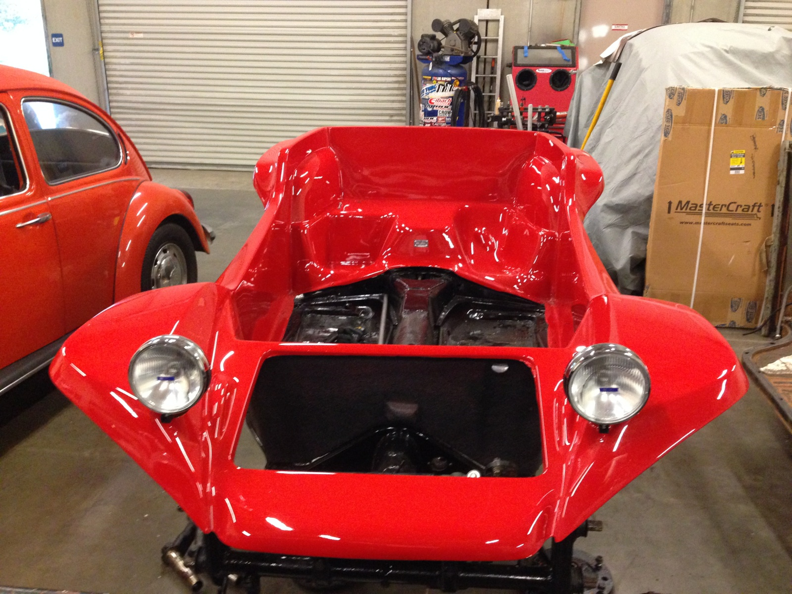 The New Meyers Manx Wallentine Motorsports